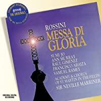 Messa Di Gloria by G. Rossini (2007-04-10)