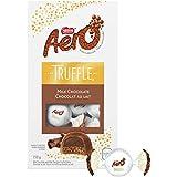 nestlé aero truffle milk chocolate boutique bag, 153 grams