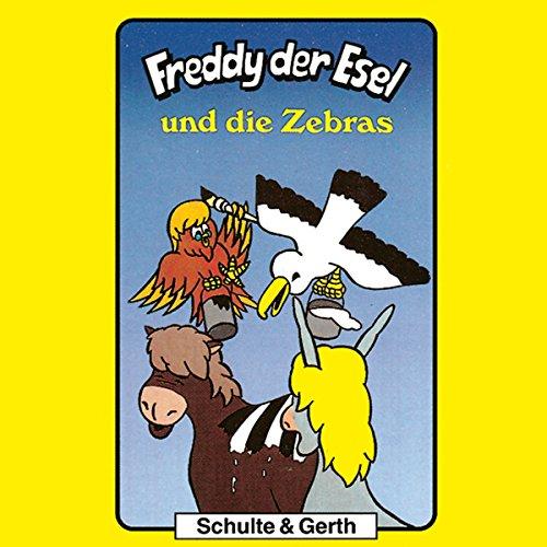 Freddy und die Zebras Titelbild