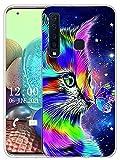 Sunrive Coque Compatible avec Samsung Galaxy A9 2018/A9s, Silicone Étui Housse Protecteur Souple...