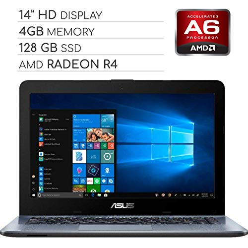 ASUS Vivobook 2019 Premium 14 HD Non-Touch Laptop Notebook...