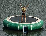 Island Hopper 13' Bounce N Splash Water Bouncer Natural Green (Water Bouncer only)