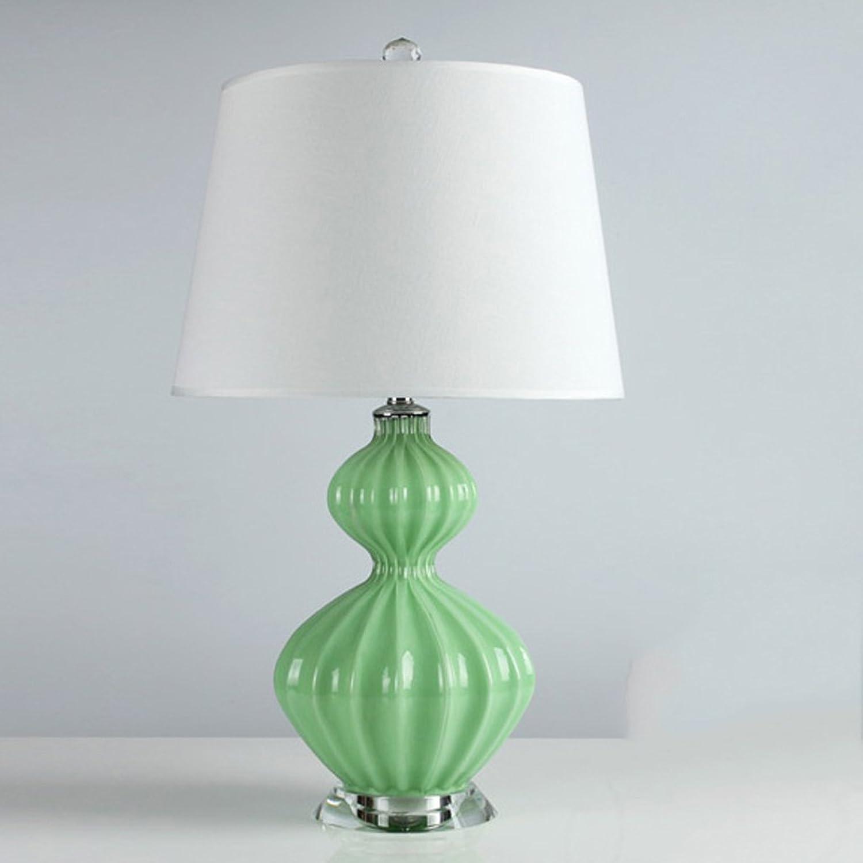 Oahu Lampe Schlafzimmer Nachttischlampe Kürbis Kürbis Licht moderne einfache Mode amerikanischen Lampen B07FKMTMB3     | Starker Wert