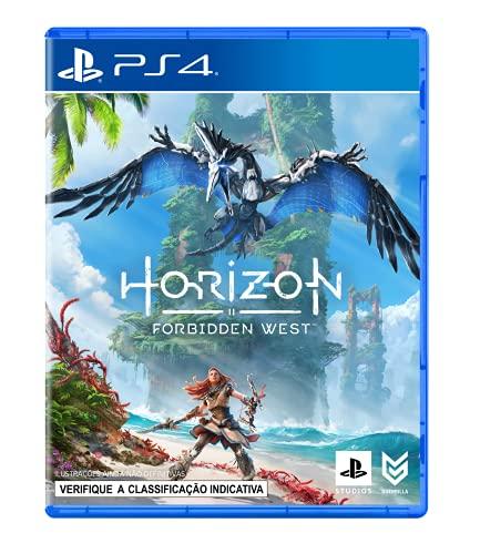 Edición estándar de Horizon Forbidden West - PlayStation 4