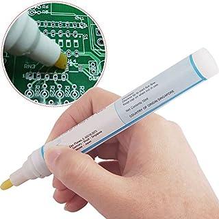 Tiptiper 951 pluma con FLIN PCF Flux FPC placa de soldadura Reparación Consejos de soldadura azul