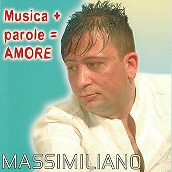 Musica + parole = amore