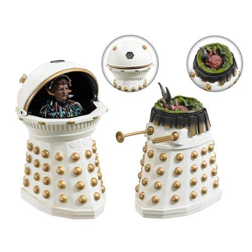 Dr. Who: 5'' AF Set - Dalek Emperor Davros and Destroyed Imperial Dalek