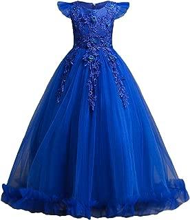 Best blue girls pageant dress Reviews