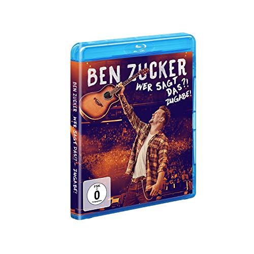Ben Zucker - Wer sagt das?! Zugabe! [Blu-ray]