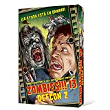 Zombies!!! 13 DEFCON Z - Juego de mesa (Edge Entertainment EDGTC13)