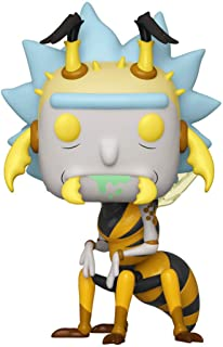 Funko Pop! Animation: Rick and Morty Wasp Rick, Action Figure - 44255