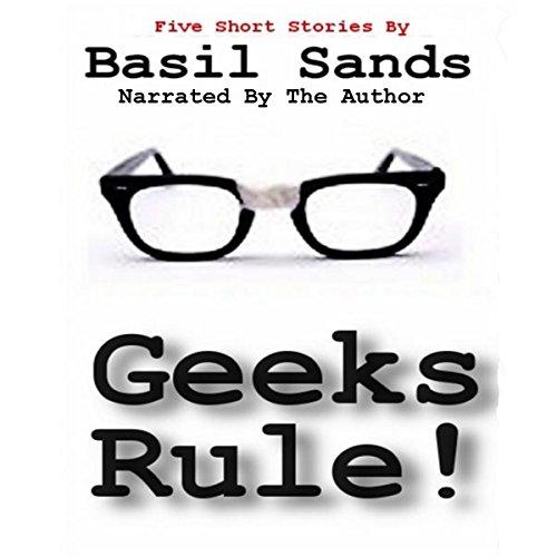 Geeks Rule audiobook cover art