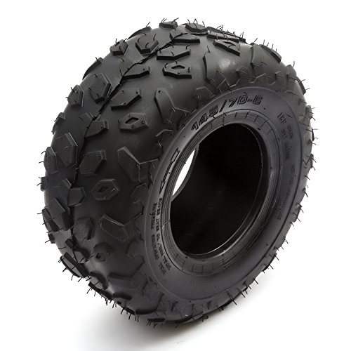 Cuatrimoto Atv Offroad Neumático 145 / 70-6 145x70-6 Apto para Suzuki LT50 50cc 6'' 6 Inch Llanta