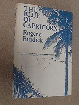 Hardcover The blue of Capricorn Book