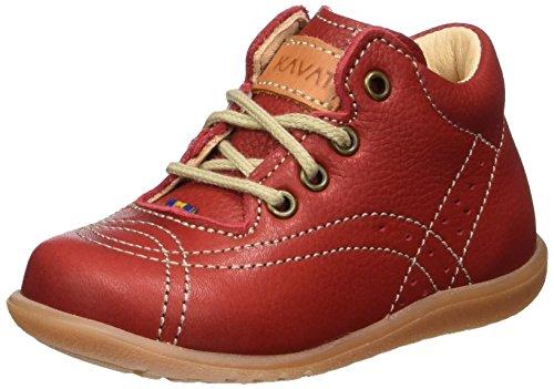Kavat Edsbro EP, Chaussures Bébé Marche Garçon Unisex Kinder, Rouge 999, 21 EU