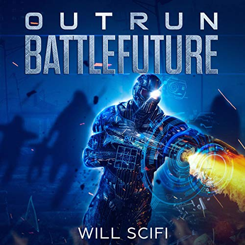 Outrun Battlefuture  By  cover art