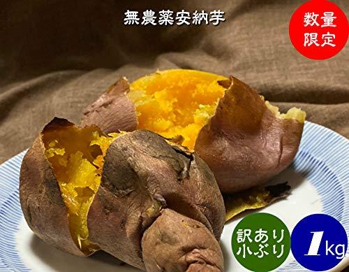 EM自然農法 無農薬 安納芋 (1Kg)