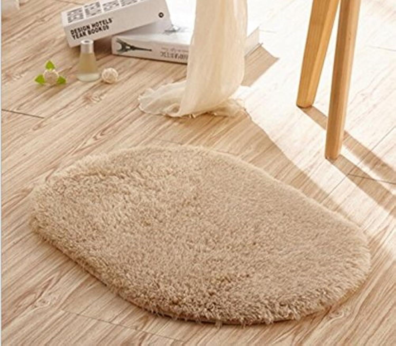 NonSlip Pet Dog Blanket for Living Room Bedroom Bathroom Kitchen Lamb Pet Cushion(40  60,Lightbrown) Outside