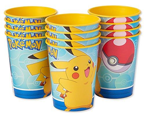 Pokémon Plastic Cups Set