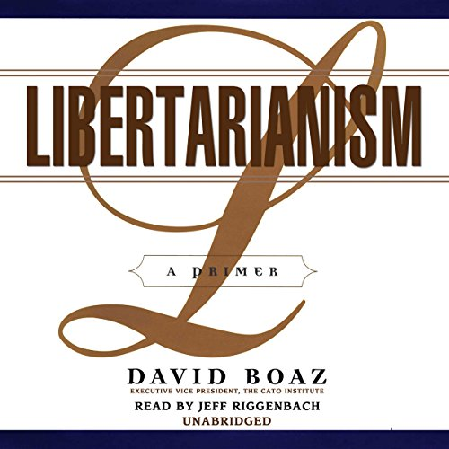 Libertarianism audiobook cover art