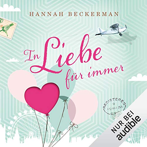 In Liebe für immer                   By:                                                                                                                                 Hannah Beckerman                               Narrated by:                                                                                                                                 Sabine Arnhold                      Length: 15 hrs and 28 mins     1 rating     Overall 4.0