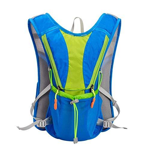 ZXL Mannen en vrouwen waterdichte wandeltas fietstas sporttas en vrije tijd reizen bergbeklimmen tas 0L outdoor running rugzak