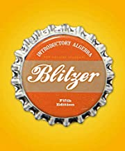 Blitzer Introductory Algebra for College Students, 5th Edition