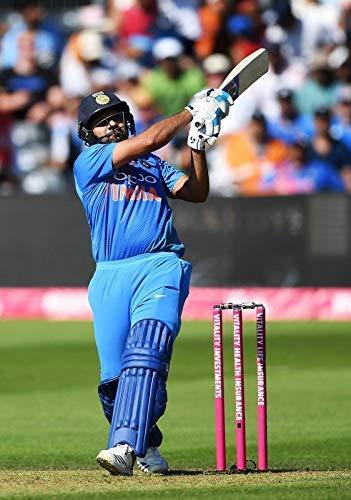 Generic Rohit Sharma Indien 2018 Cricket Plakat 10507 (A3-A4-A5) - A3