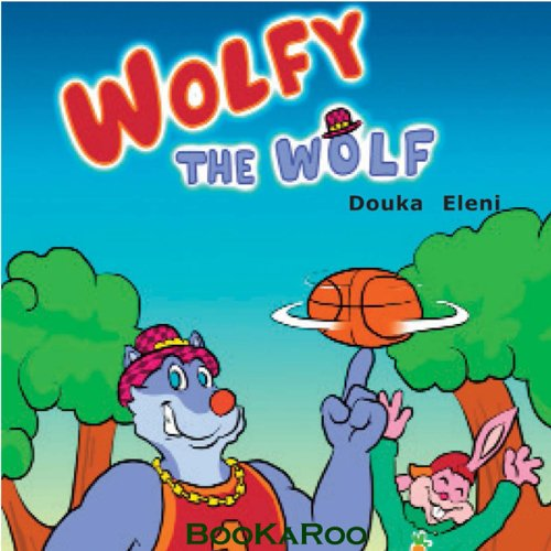 Wolfy the Wolf audiobook cover art