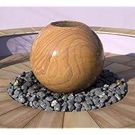 Ingarden Feature Beautiful Sandstone Ball Large