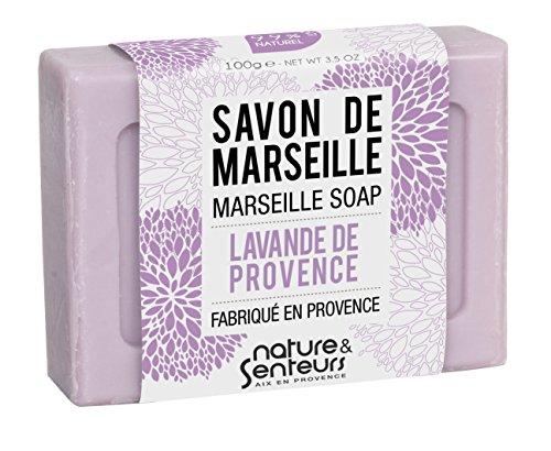 Zuiverse & SENTEURS zeep Marseille 100 g