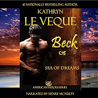 Sea of Dreams audiobook cover art