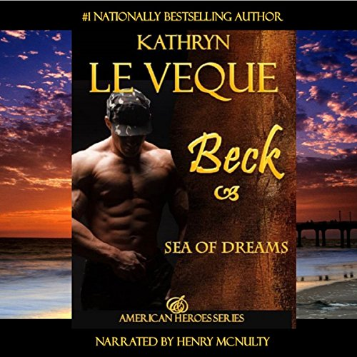 Sea of Dreams audiobook cover art