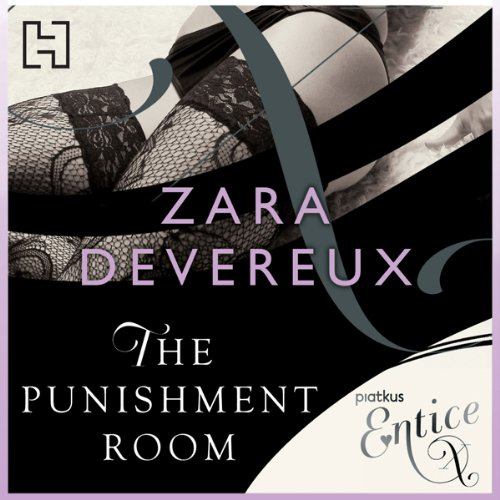 The Punishment Room audiobook cover art