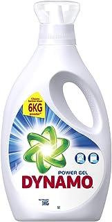 Dynamo Power Gel Laundry Detergent, 3kg