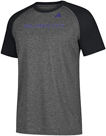 MLS Seattle Sounders FC Adult Men Simply Put Tri-Blend S//Tee X-Large Dark Gray Heathered