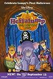 Pooh's Heffalump Halloween Movie POSTER Movie (27 x 40 Inches - 69cm x 102cm) (2005)