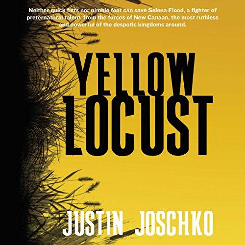 Yellow Locust audiobook cover art