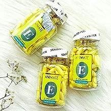 BeautyQua Facial Essence Aloe Vera & Vitamin E Facial Oil Capsules 60 Soft Capsule (Pack of 3)