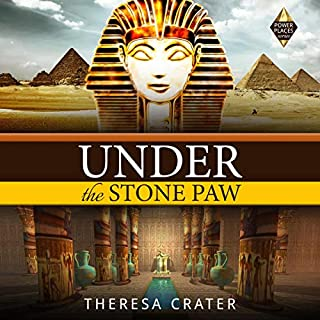 Under the Stone Paw     Power Places Series, Book 1              By:                                                                                                                                 Theresa Crater                               Narrated by:                                                                                                                                 Tim Toddhurst                      Length: 14 hrs and 51 mins     6 ratings     Overall 4.3