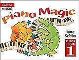 Piano Magic Tutor Book 1