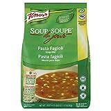 Knorr Professional Soup du Jour Pasta Fagioli Soup Mix Vegetarian, 0g Trans Fat per Serving, Just...