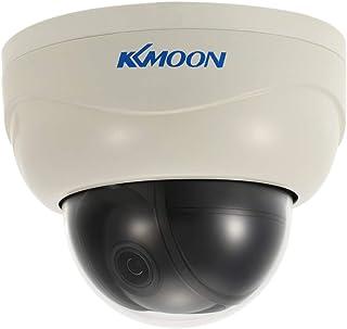 KKmoon CCTV Kamera AHD 1080P 3 Zoll Dome PTZ 2,8 ~ 8mm Autofokus Manuelle Varifokale Zoom Objektiv 2.0MP 1/3 Zoll für Sony CMOS IR CUT 2 Stück Array IR LEDS Nachtsicht für Home Security PAL System