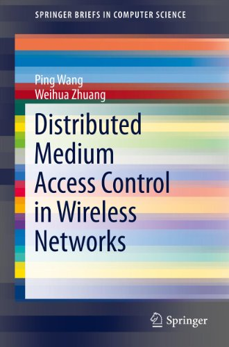 Distributed Medium Access Control in Wireless Networks (SpringerBriefs in Computer Science) (English Edition)