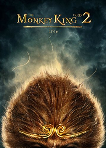 Poster The Monkey King The Legend begins Movie 70 x 45 cm