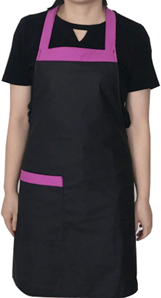 Waterproof Apron Kitchen Cooking Apron with Pockets
