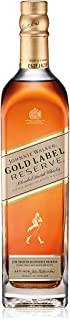 Johnnie Walker Gold Label Reserve Blended Scotch Whisky – Whisky mit cremig-rauchiger Note aus den vier Ecken Schottlands direkt ins Glas – Celebration Luxury Blend – 1 x 0,7l