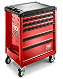 Facom Primetools - Storage cabinet with casters - 6 drawers - 6 cubic meters - Red