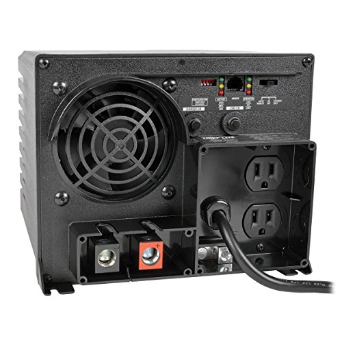 Tripp Lite Power Inverter / Charger w/...