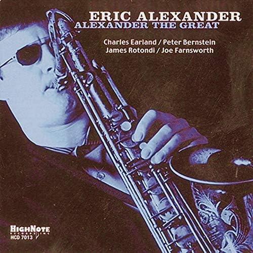 Eric Alexander feat. Charles Earland, Peter Bernstein & Joe Farnsworth